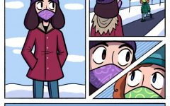Comic Corner: Behind the Mask (2/19)