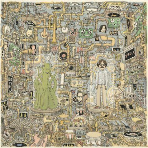 """""""OK Human"""" album cover. Photo courtesy of weezer.com"""