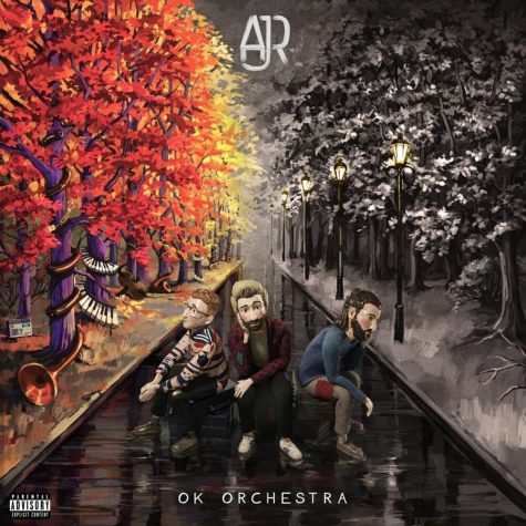OK ORCHESTRA Album art courtesy of genius.com