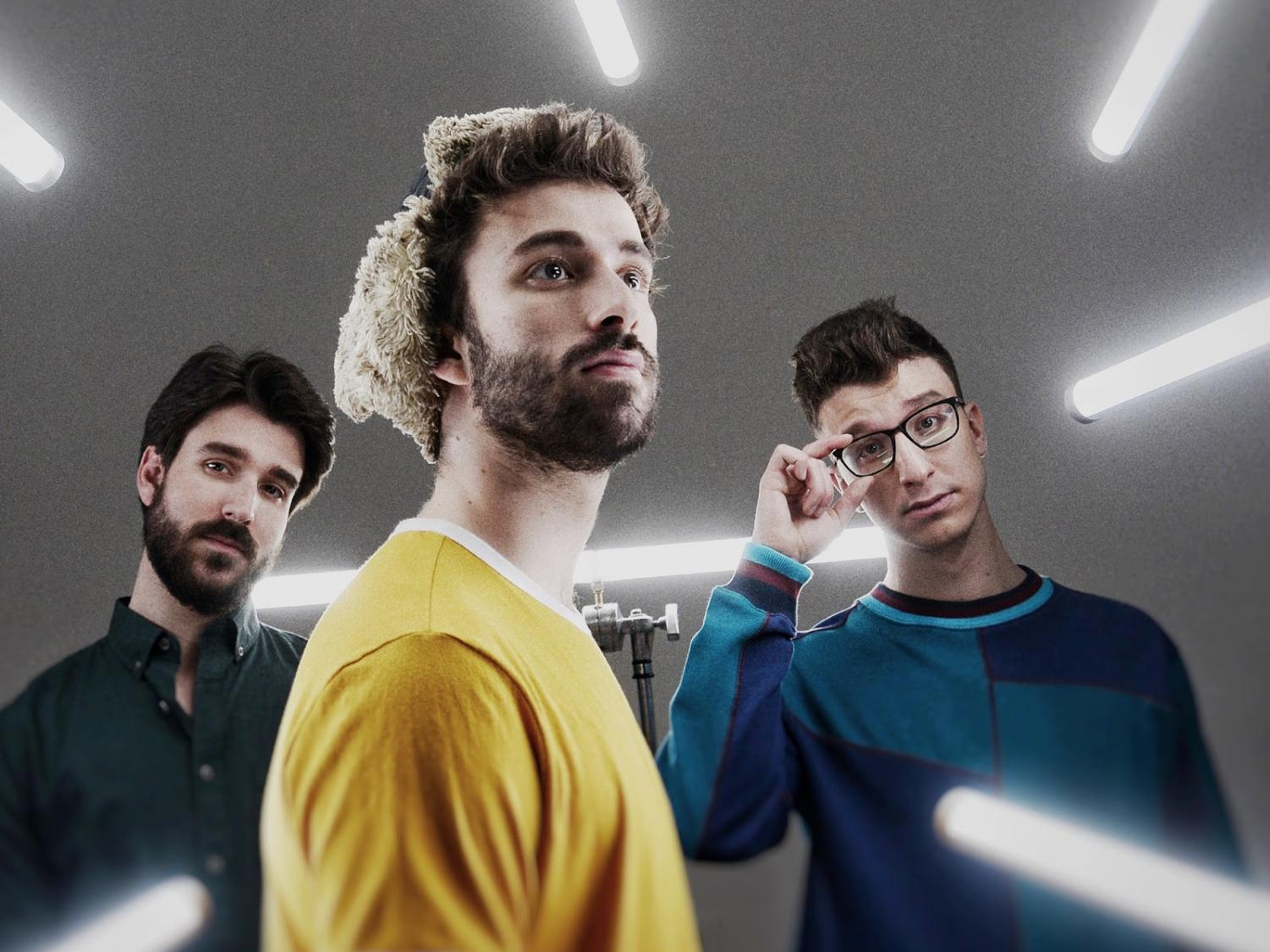 Photo of AJR courtesy of americansongwriter.com