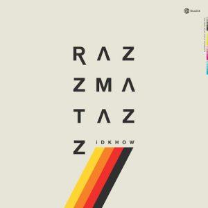 """""""RAZZMATAZZ"""" Album Art courtesy of amazon.com"""